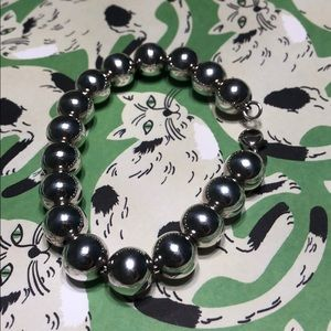 Tiffany & Co. Jewelry - Tiffany & Co Ball Braclet